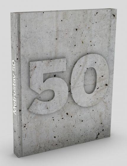 Metrostav – Kronika k 50letému výročí