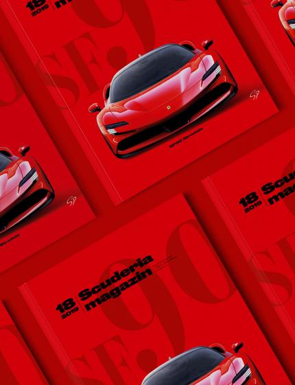 Scuderia magazín